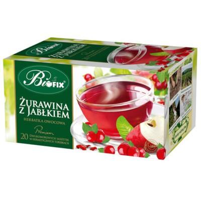 Ceai Premium Merisor si Mere 20 plicuri