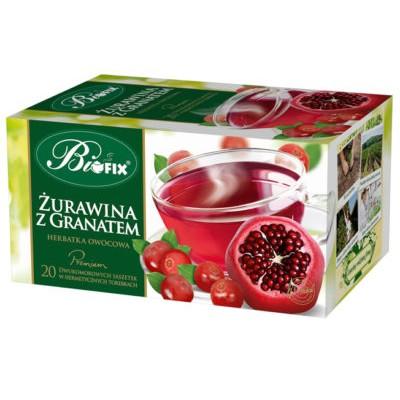 Ceai Premium Merisor si Rodie 20 plicuri
