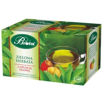 Ceai Verde cu Opuncia 20 plicuri