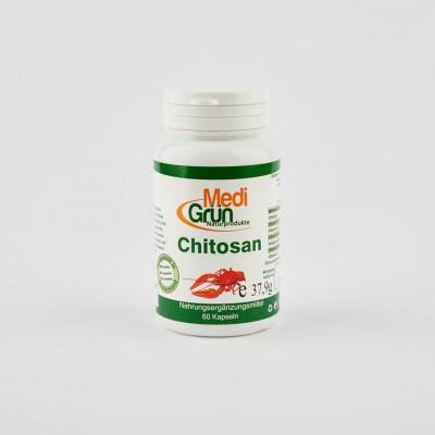 Chitosan 500 mg 60 Capsule MediGrun