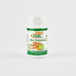 Bio Curcuma 60 Pastile MediGrun